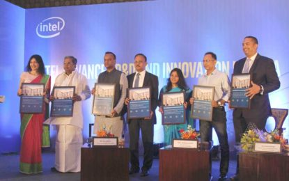 Intel Forges its R&D in India Makes Rs.1100 Crores Investment