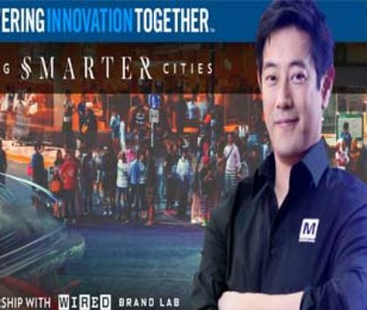 """Mouser Electronics and Grant Imahara Launch  """"Shaping Smarter Cities"""" Video Series"""