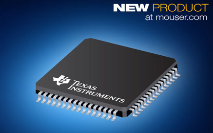 Mouser Electronics MSP430 MCUs