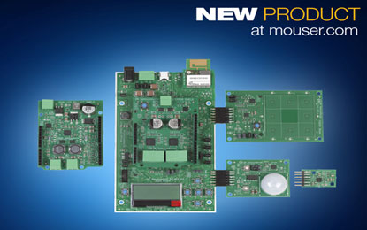 Mouser Electronics ON Semiconductor IoT Development Kit