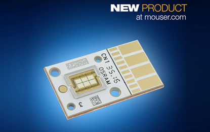 Mouser Electronics OSRAM OSTAR Projection Power LEDs
