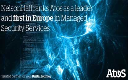 NelsonHall Positions Atos as a Leader in Managed Security Services