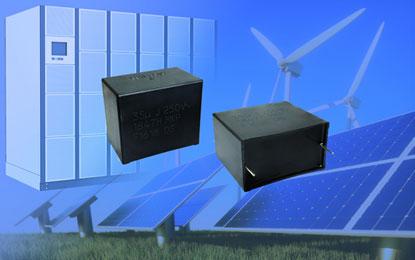 Vishay Intertechnology AC Filtering Film Capacitors