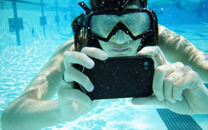 Not Apple! Qualcomm to help take your Smartphone to Seabed