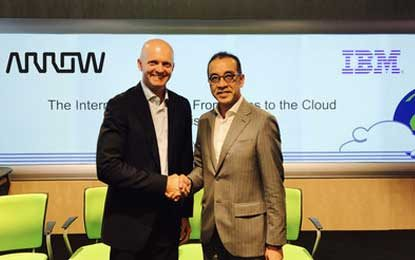 Arrow Electronics, IBM Joint Offerings to Nudge APAC IoT Market