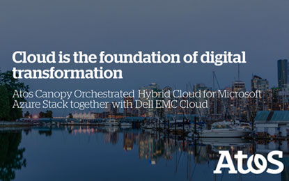 Atos Canopy Orchestrated Hybrid Cloud