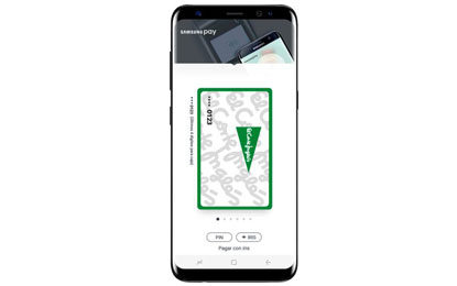 Gemalto provides El Corte Ingles customers an easy route to Samsung Pay