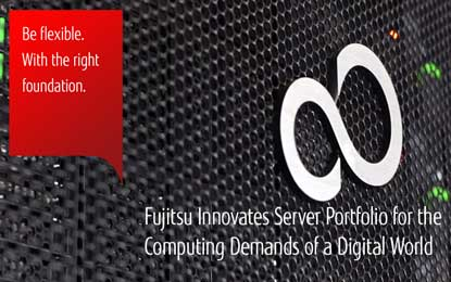 Fujitsu Server PRIMERGY CX400 M4 multi-node