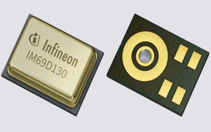 Infineon Technologies MEMS Microphones