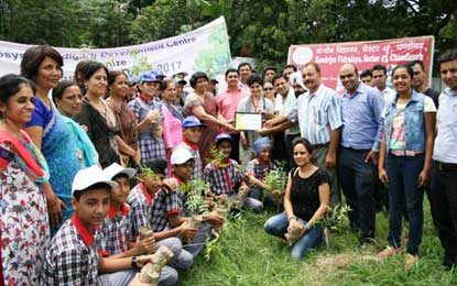 Infosys Chandigarh Organized 'Tree Plantation Drive', Aims to Increase the Green Cover by 2500 Saplings