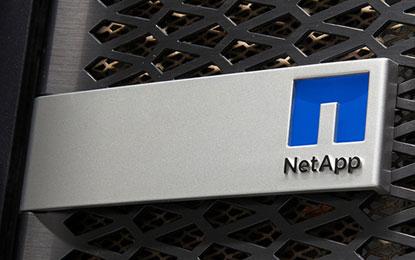 NetApp Gartner Magic Quadrant