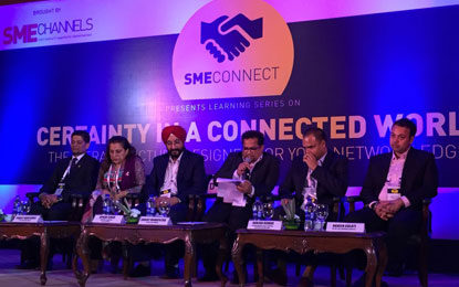 Schneider Electric IT Division Focused on Optimizing IT Infrastructure at Delhi Edition of 'SME Connect' Event