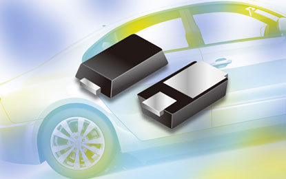 New Vishay Intertechnology TMBS Produces New Rectifiers in Compact MicroSMP Package