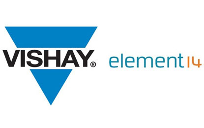 element14 and Vishay Intertechnology