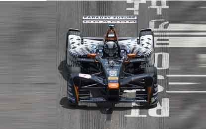 Mouser-Sponsored Formula E Racing Ends Electrifying Season