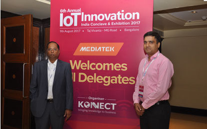 6th Annual IoT Innovation India Conclave Predicts Positive Future of IoT in India