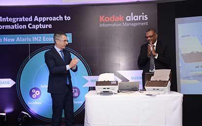 Kodak Alaris Introduces IN2 Ecosystem at Information Management Partnership Yatra 2017