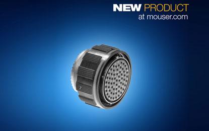 Mouser Electronics Amphenol ZnNi