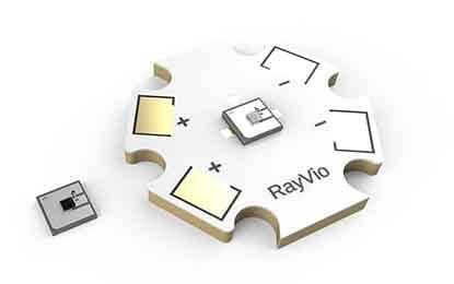 Now Digi-Key will provide RayVio UV LED Technology Globally
