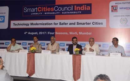 Smart Cities Council and Western Digital Emphasised on IT Surveillance for Safer and Smarter Cities in India