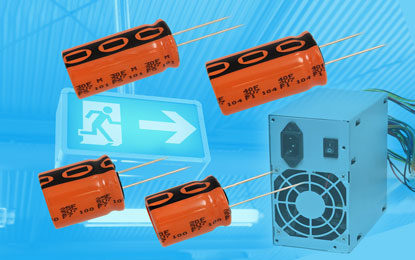 Vishay Intertechnology Reveals 220 EDLC ENYCAP Electrical Double-Layer Energy Storage Capacitors