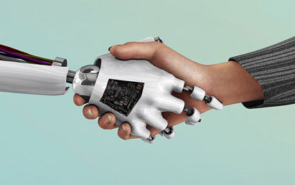 Humans and Robots Will be Coworkers by 2020 – Report