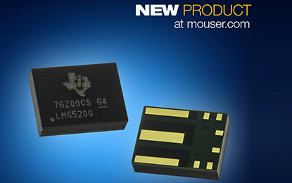 Mouser Stocks LMG5200 80V Power Stage from Texas Instruments