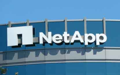 NetApp Promotes
