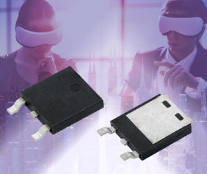 Vishay TMBS Rectifiers in SlimDPAK Save Space, Improve Thermal Performance and Efficiency