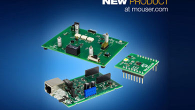 Mouser Electronics Microchip Ethernet