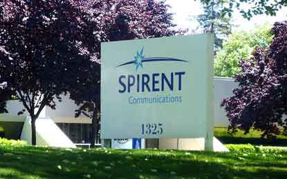 Spirent Accelerates
