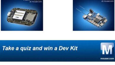 Mouser Electronics Components
