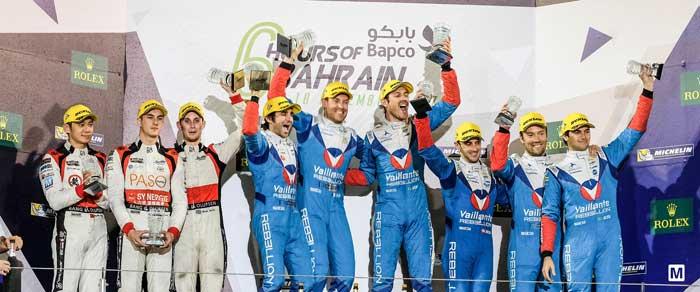 Mouser Vaillante Rebellion Caps Season Wins Bahrain