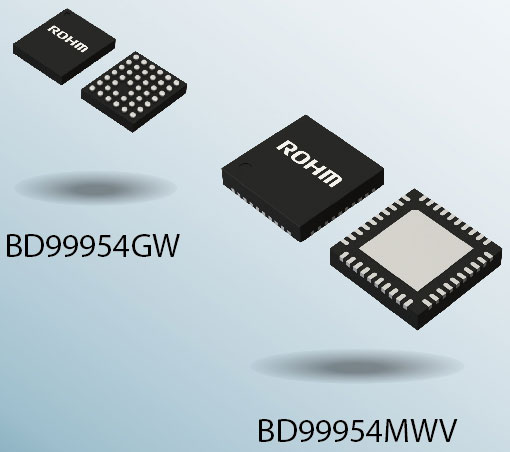 ROHM First Dual Mode Battery Charge ICs