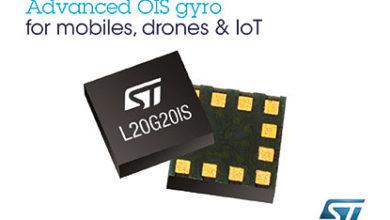 STMicro electronics