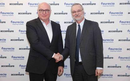 Accenture, Faurecia
