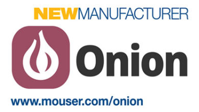 Mouser Electronics, Onion Corporation