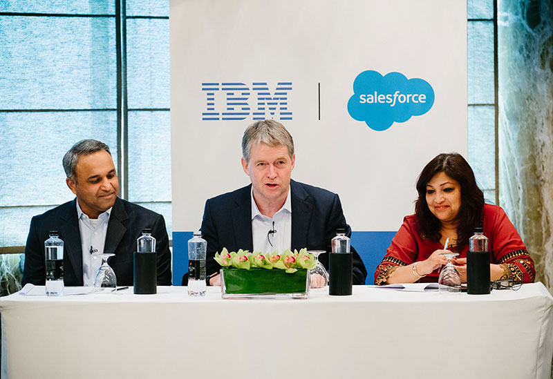 IBM BluewolfJointly in india