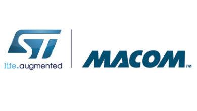 MACOM STMicroelectronics