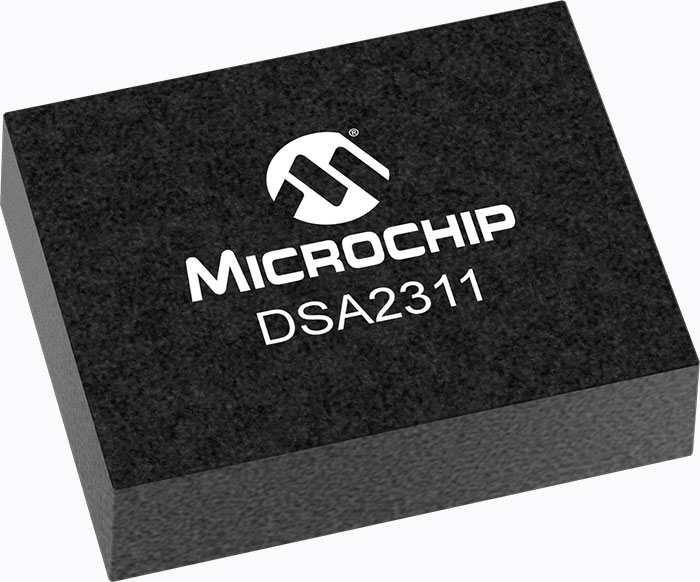 Microchip data