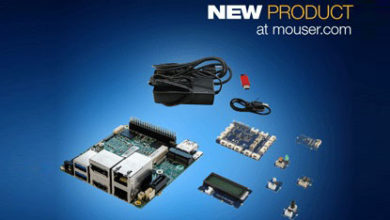Mouser Integrates