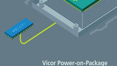 Vicor Power-on-Package