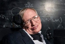 Stephen Hawking Cambridge astrophysicist