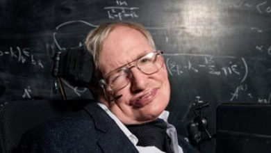 Stephen Hawking Cambridge astrophysicist