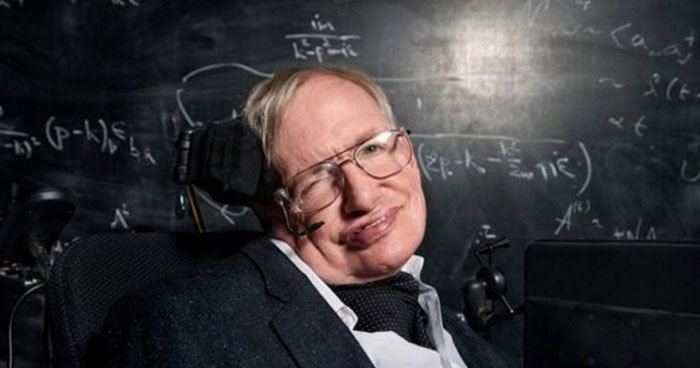 Stephen Hawking astrophysicist