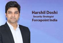 Harshil Doshi
