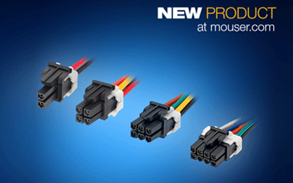 Molex Mini-Fit TPA 2