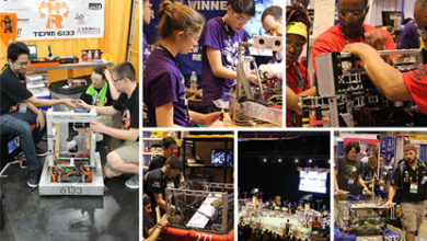 Mouser Electronics FIRST Robotics