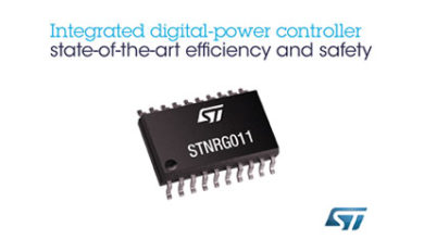 STMicroelectronics announces