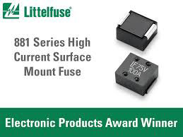 Littelfuse 881 Series High Current Surface Mount Fuse